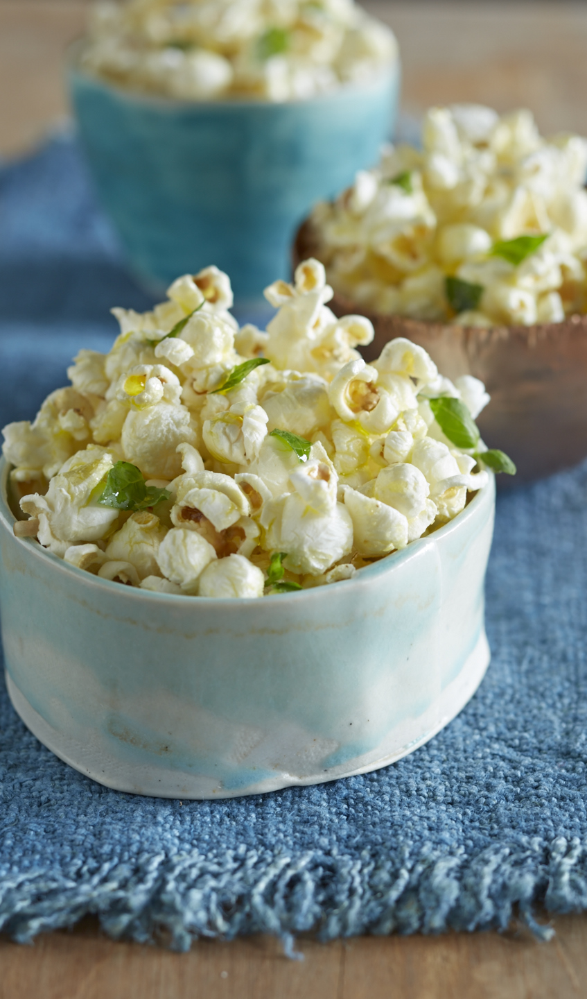 4 Addictive Popcorn Toppings That Are Way Better Than Butter