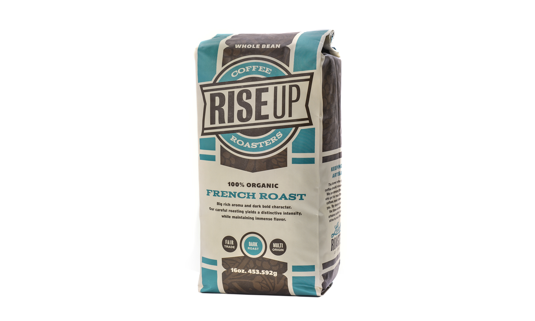 Rise Up Coffee Roasters French Roast
