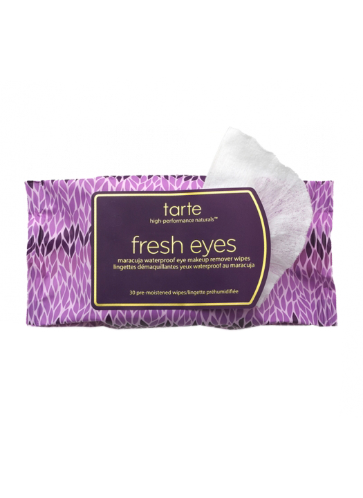 Tarte Fresh Eyes Waterproof Eye Makeup Remover Wipes