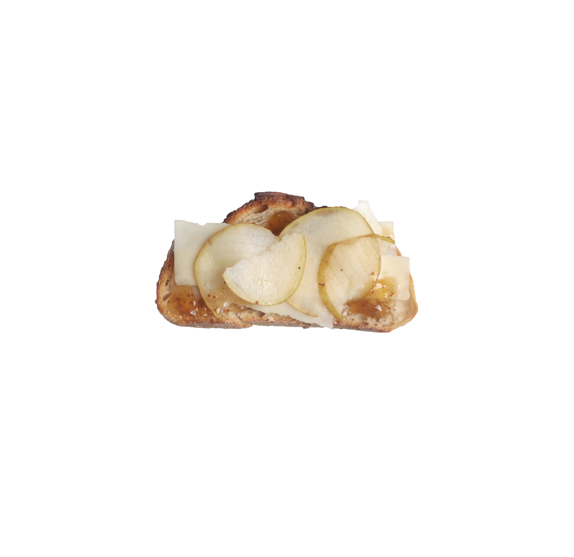Fig and Cheddar Toast