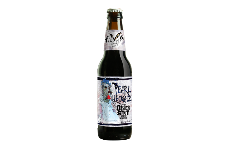 pearl necklace oyster stout