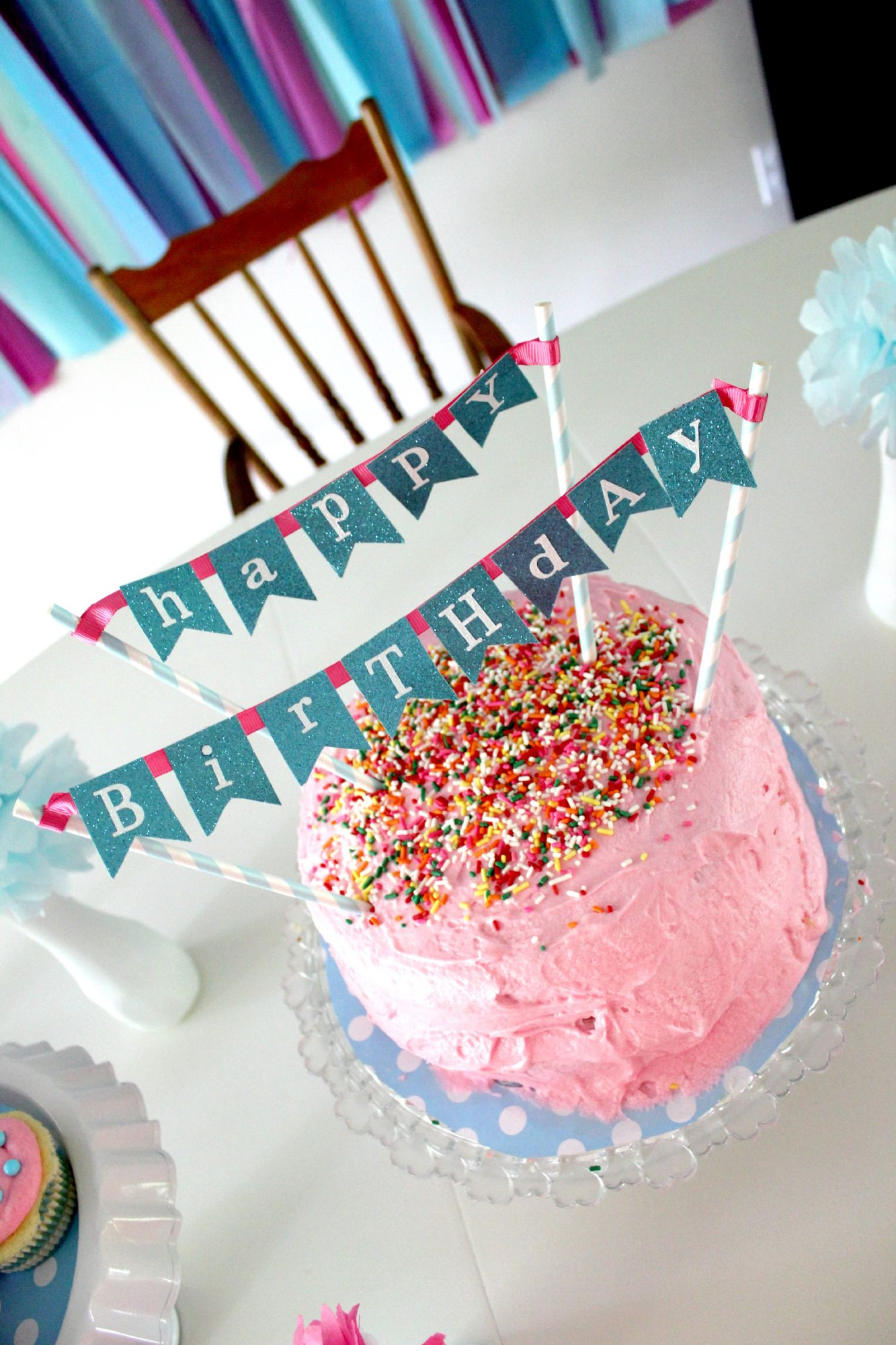 DIY Cake Toppers For Every Celebration