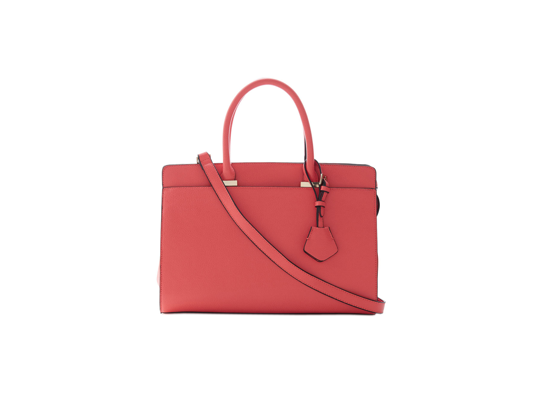 The Limited Structured Satchel Bag