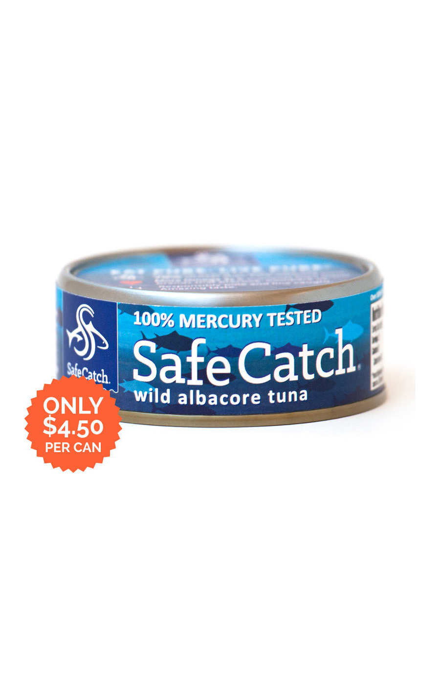 Safe Catch Mercury-Free Tuna