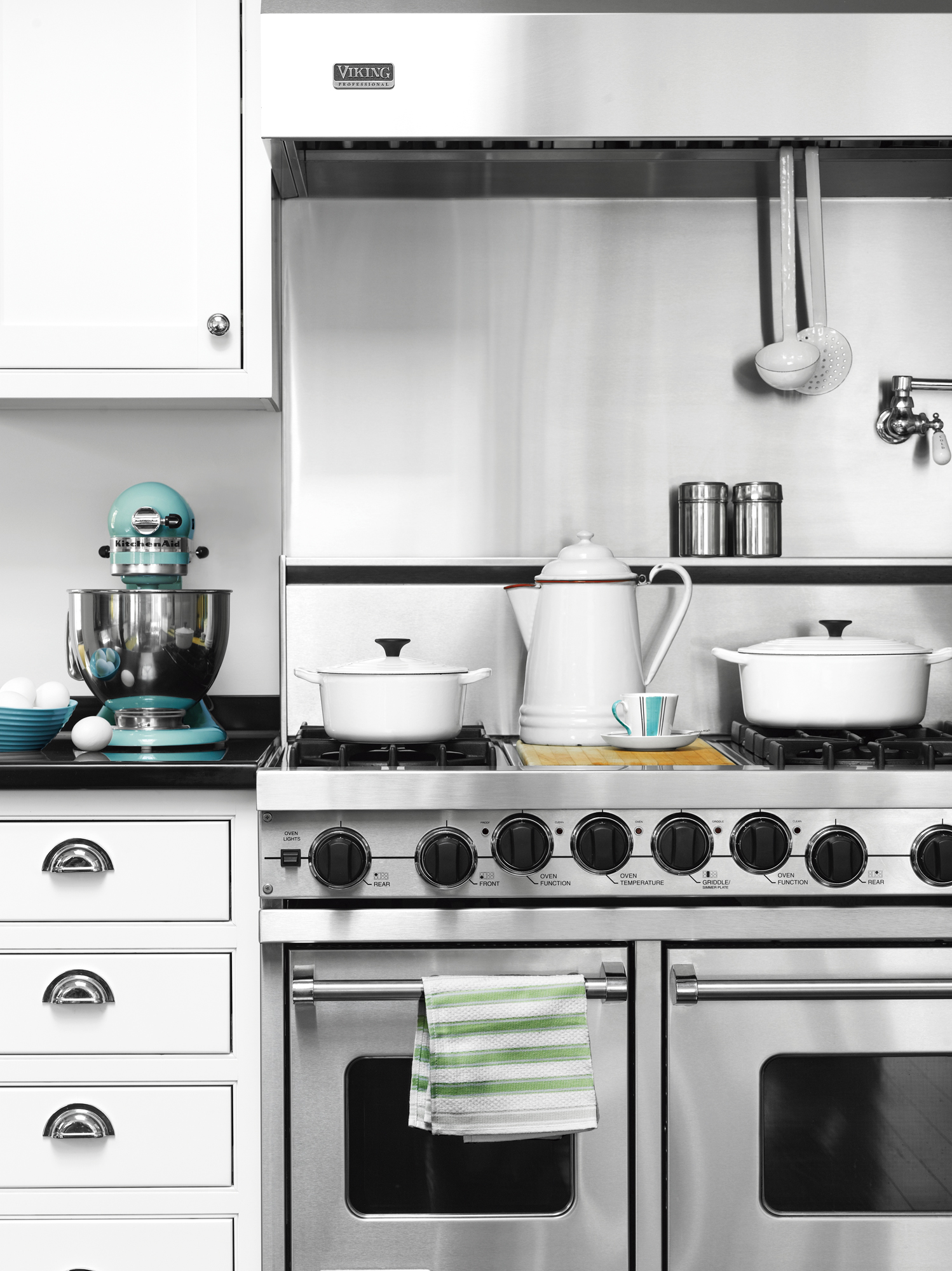 Stove and Appliances