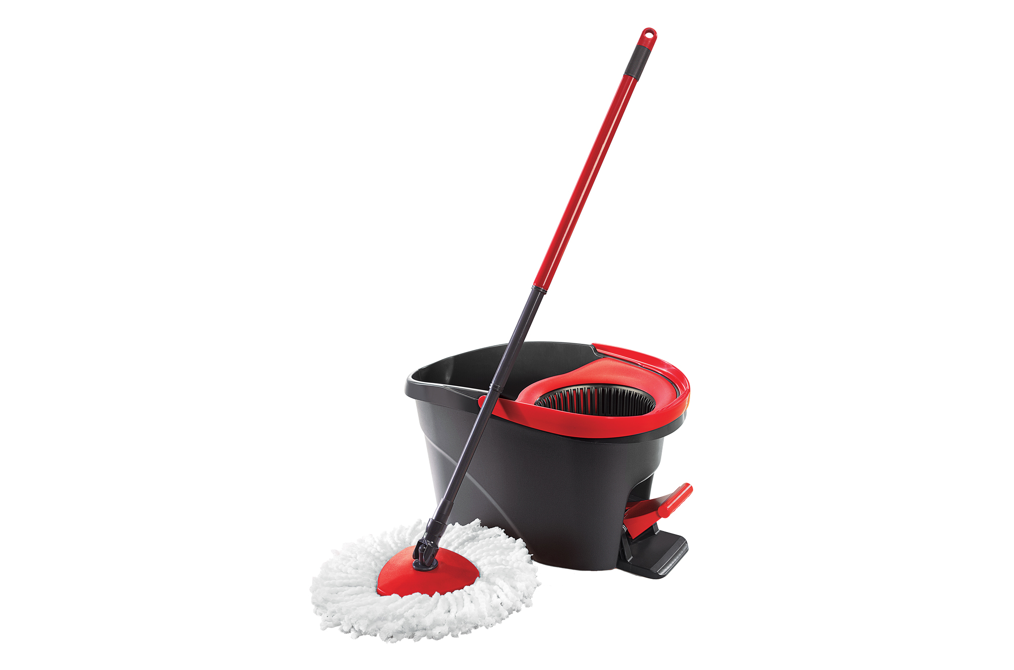 O-Cedar Easywring Spin Mop And Bucket System