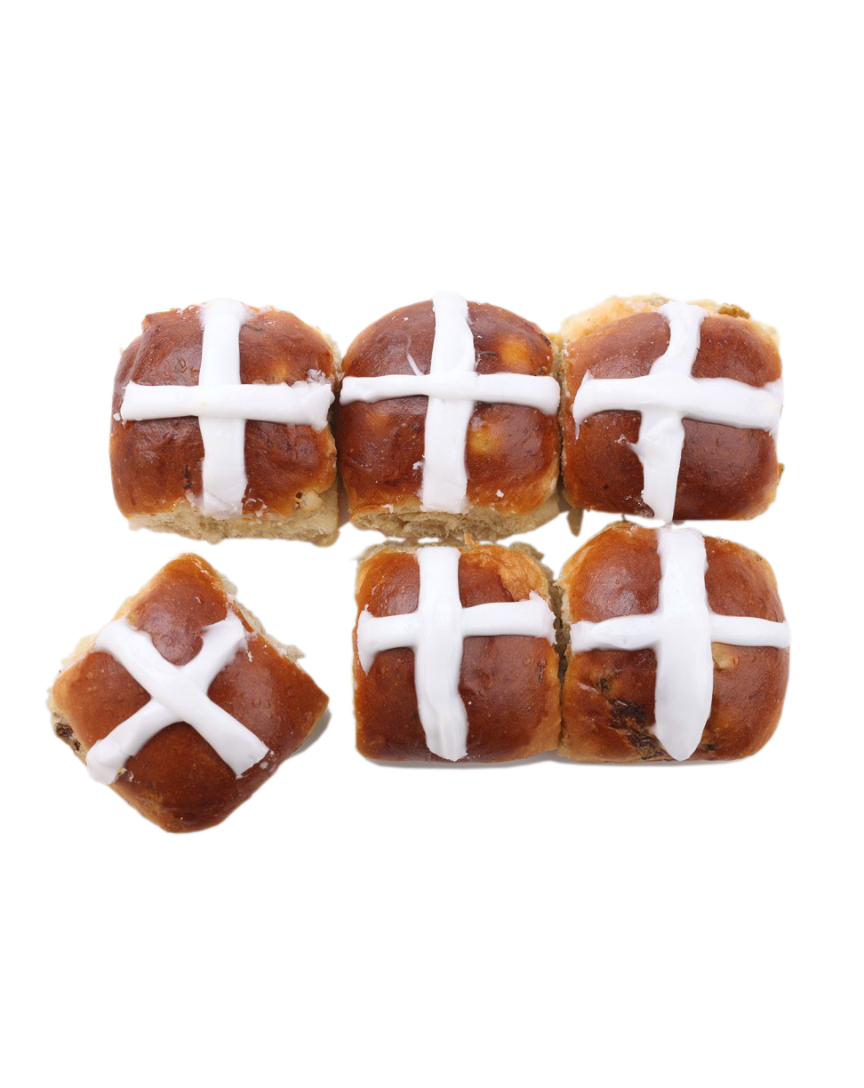 Épicerie Boulud Hot Cross Buns
