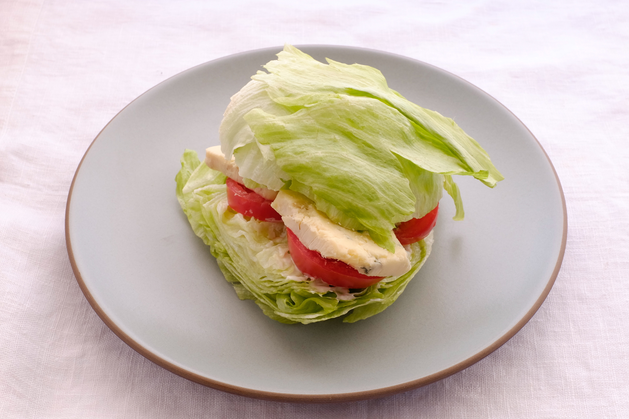 Iceberg Wedge Salad Sandwich