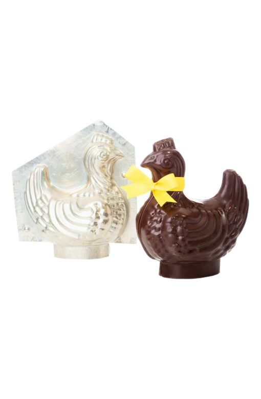 Li-Lac Chocolates Easter Chicken