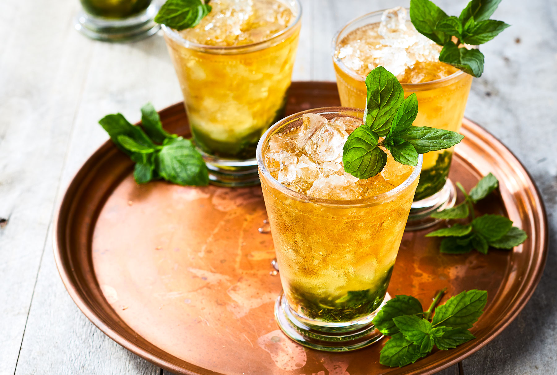 The Easiest-Ever Mint Julep Recipe