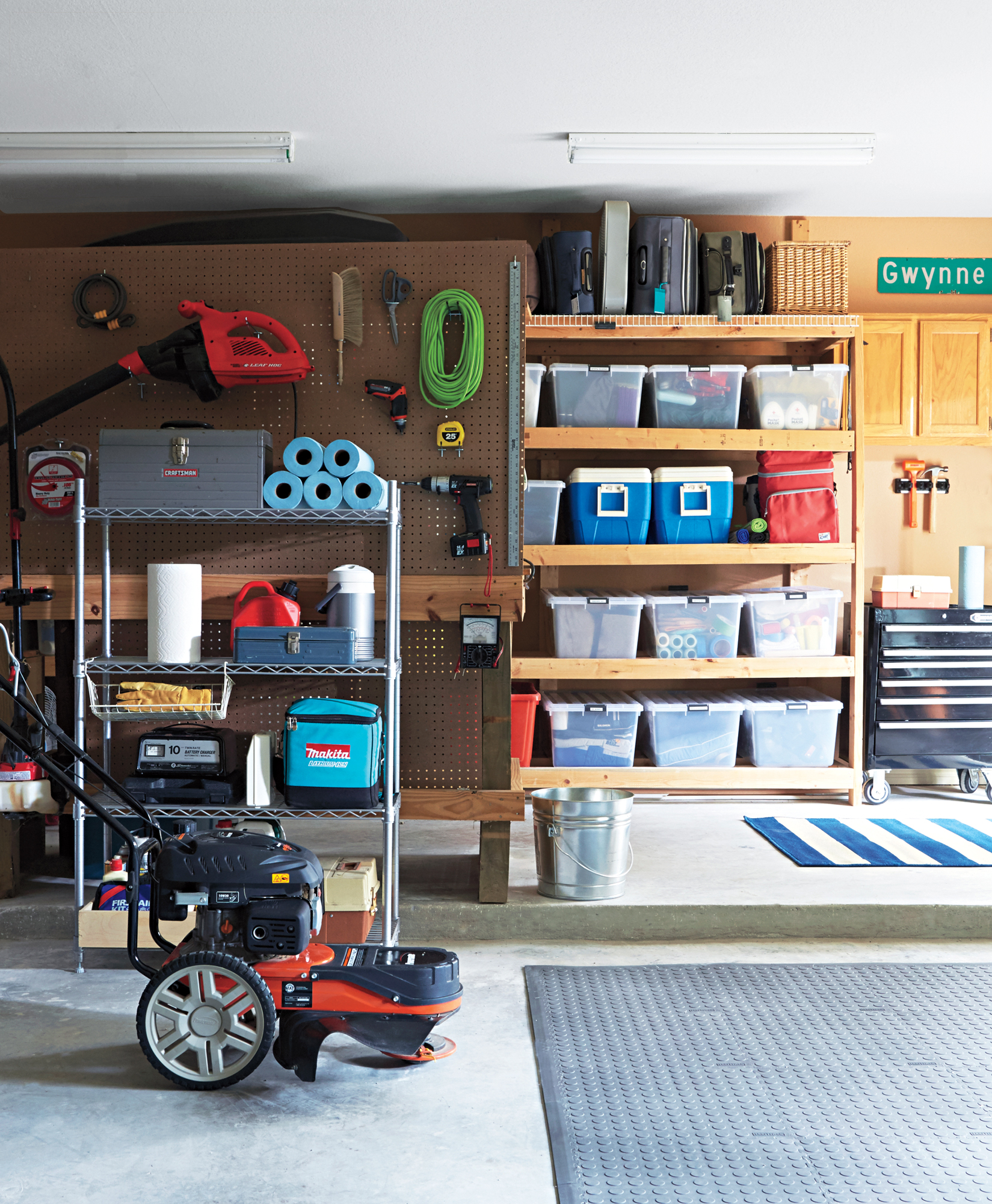garage organization ideas garage organization ideas real simple 30548