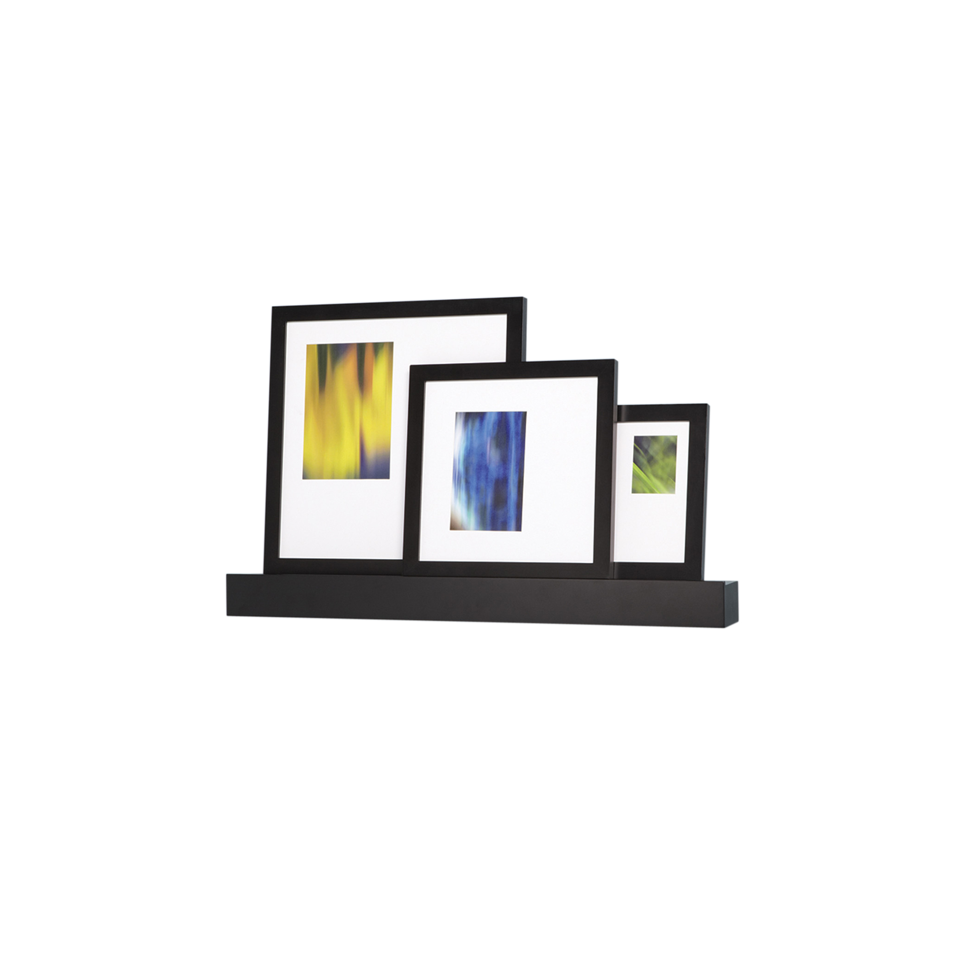 4-Piece Ledge and Picture Frame Set