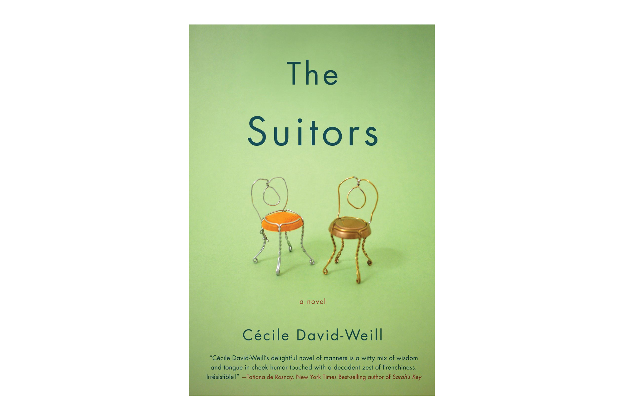 The Suitors, by Cėcile David-Weill