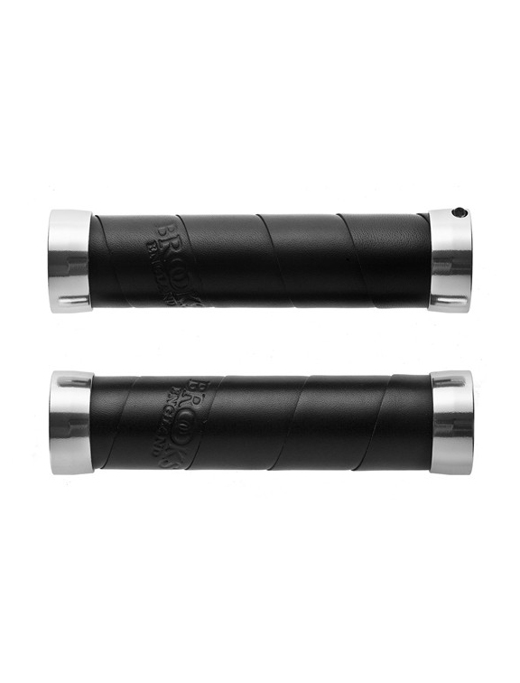Brooks Leather Bicycle Grips