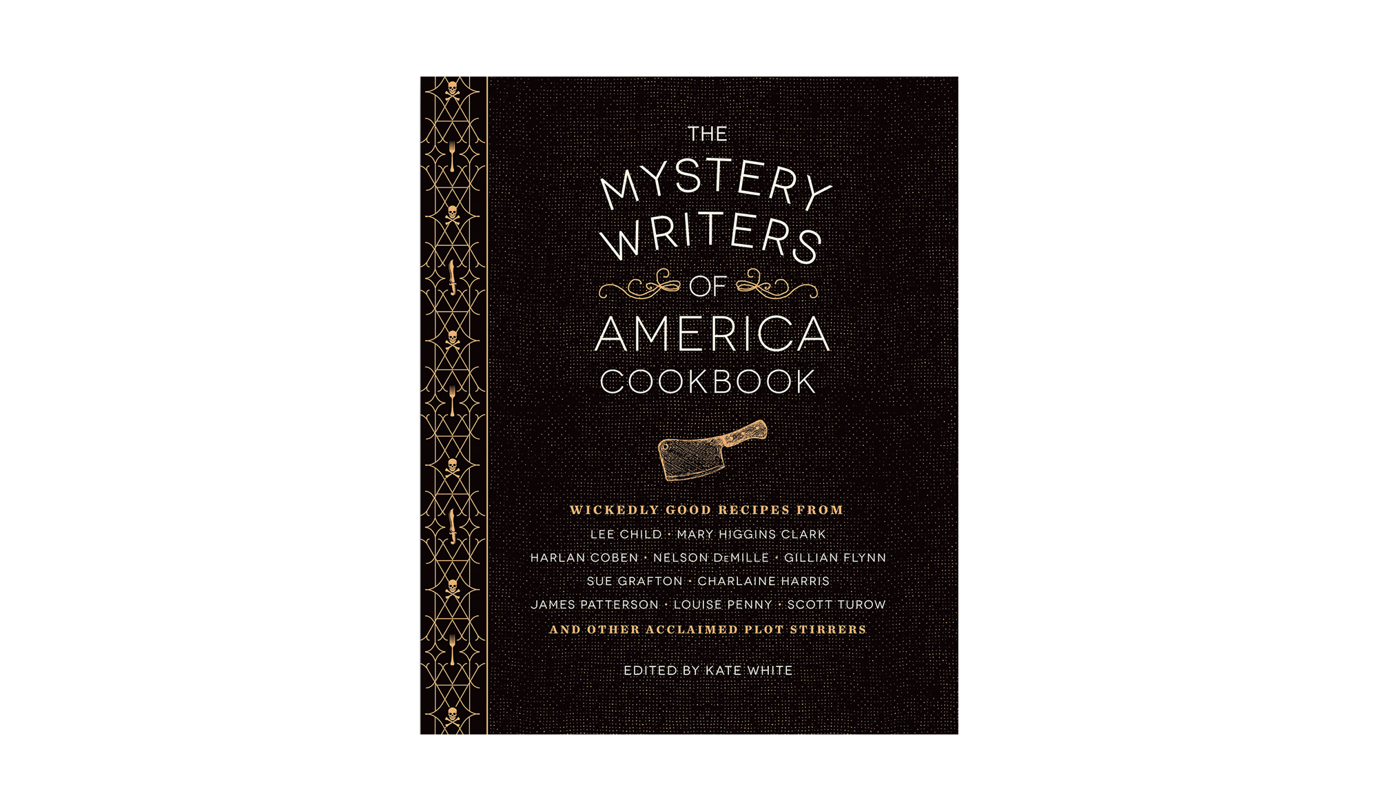 Mystery Writers of America Cookbook, by Kate White