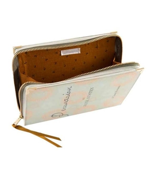 Jane Austen Persuasion Book Clutch