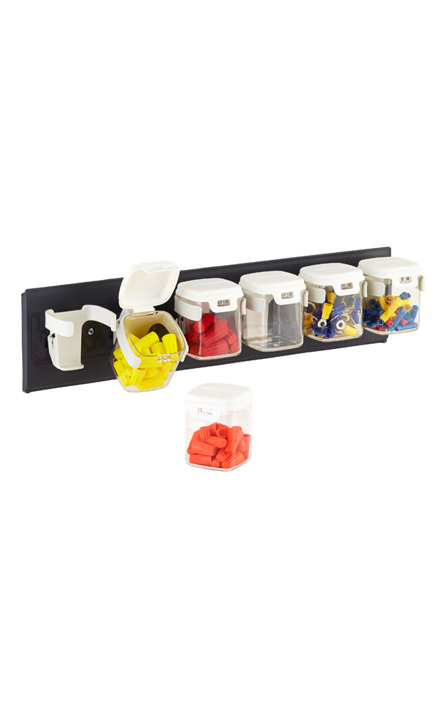 Wall-Mounted Organizer