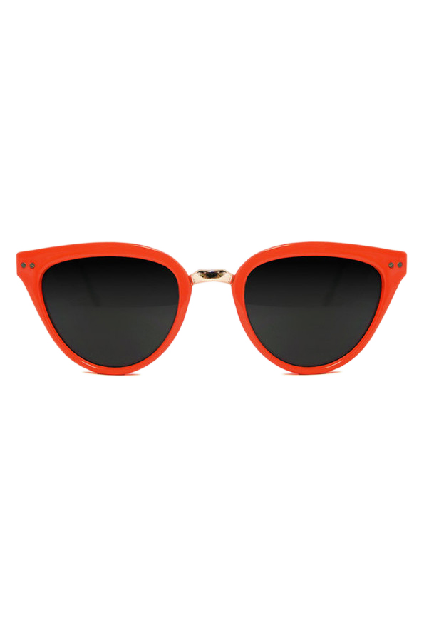 Spitfire Sunglasses Yazhoo Orange Black