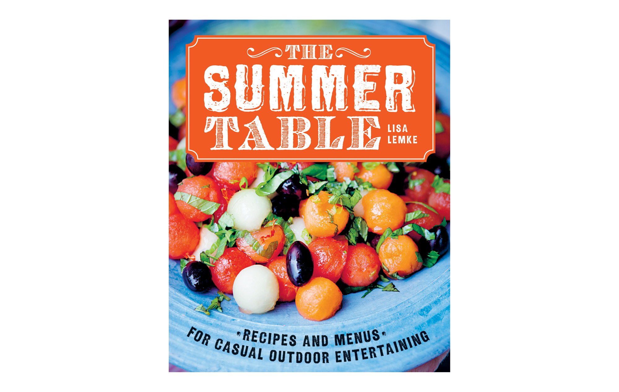 The Summer Table, by Lisa Lemke