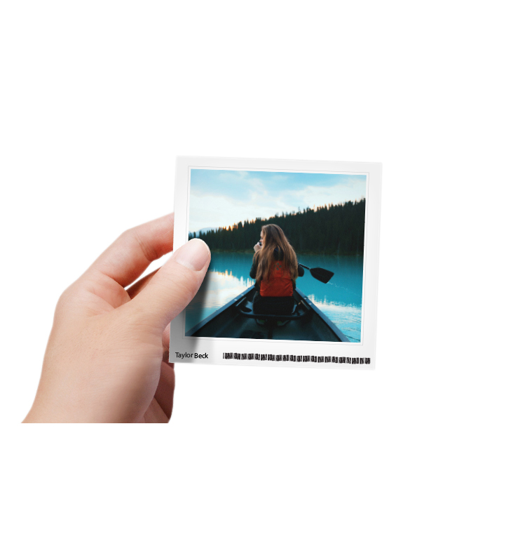 Custom Photo Stickers