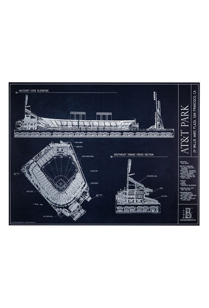 Ballpark Blueprints