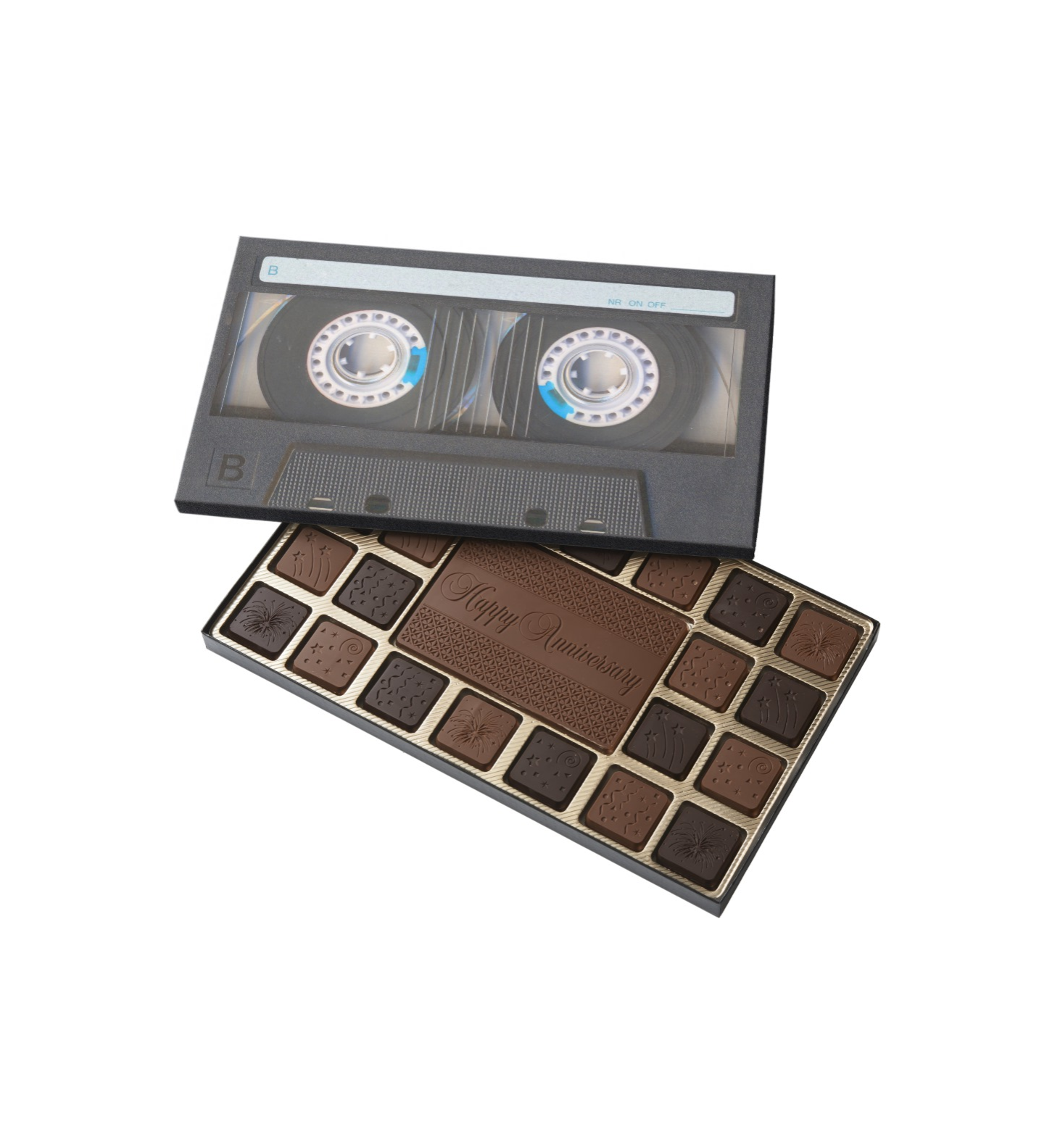 Cassette Tape Assorted Chocolates