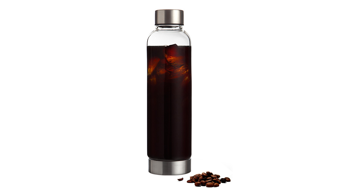 Cold Brew Coffee Infusion Bottle