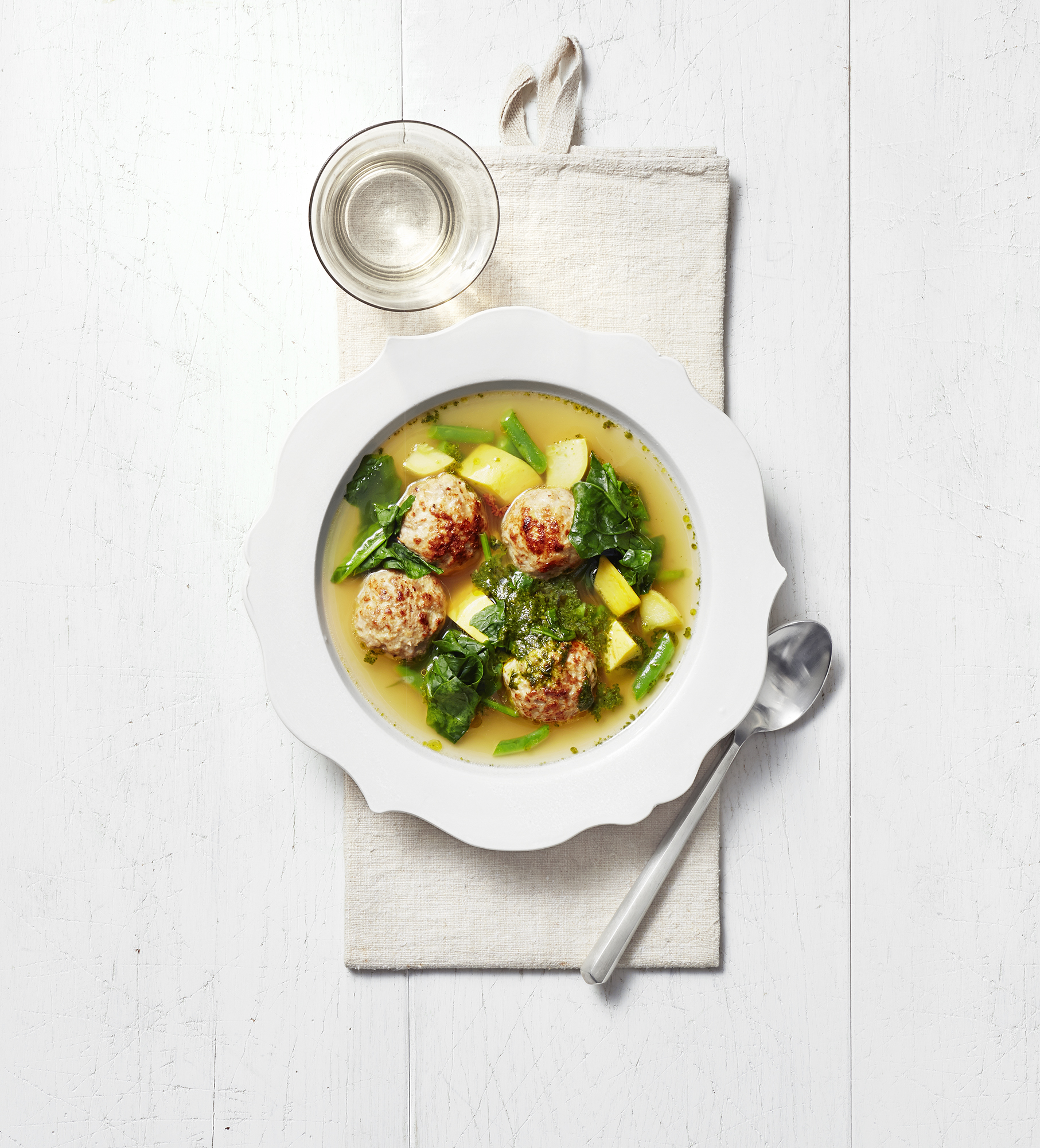 soup-pork-ricotta-meatballs