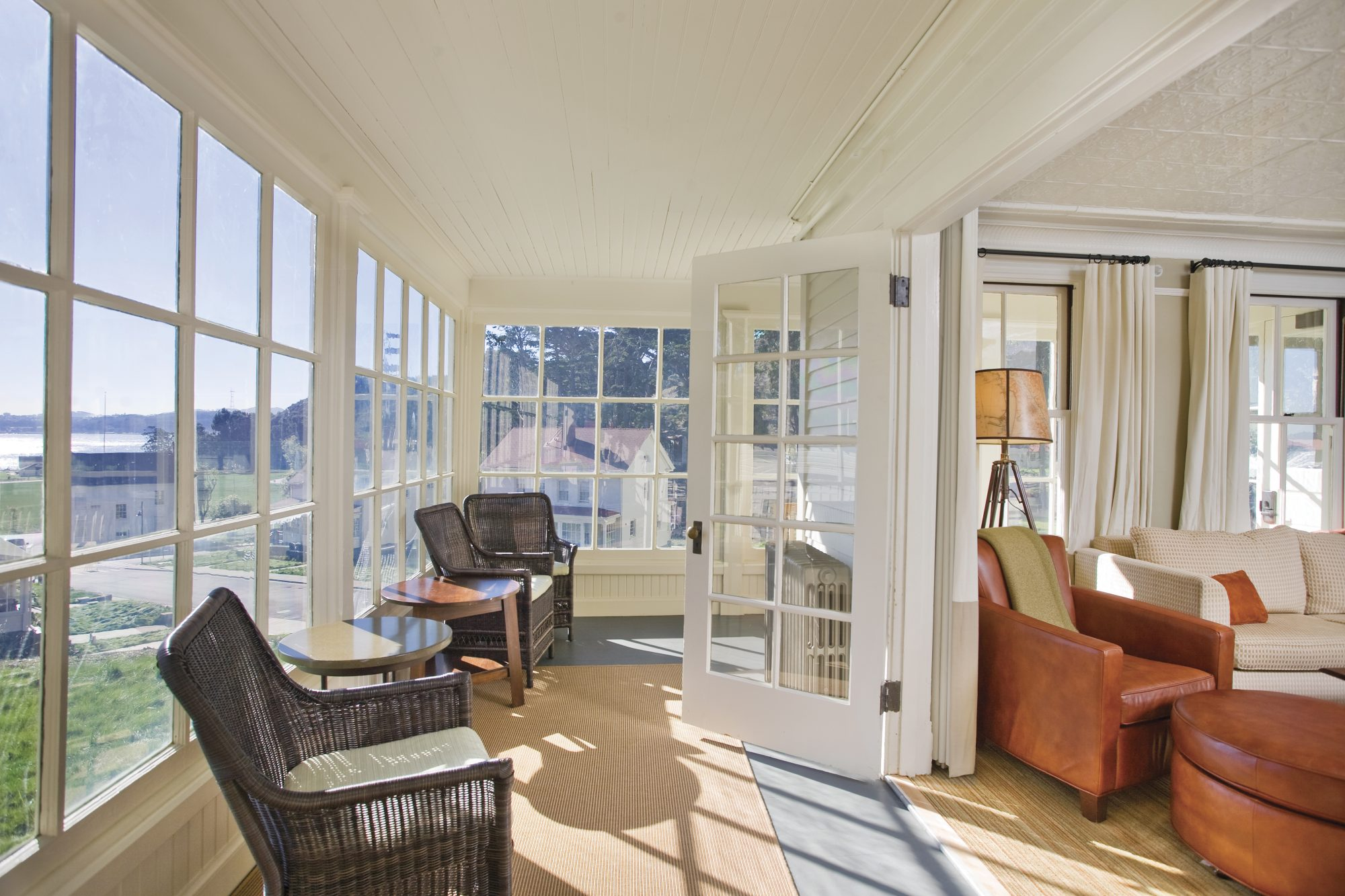 No. 9 Cavallo Point Lodge in Sausalito, California