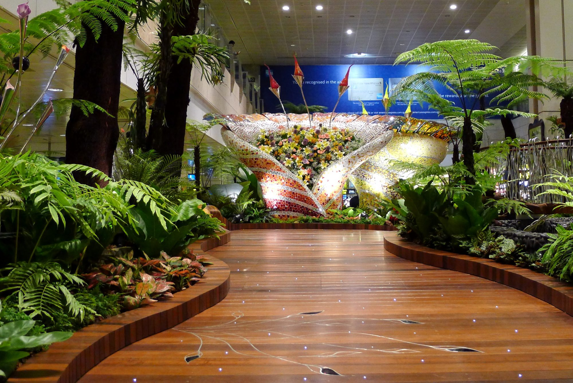 Changi International Airport, Singapore