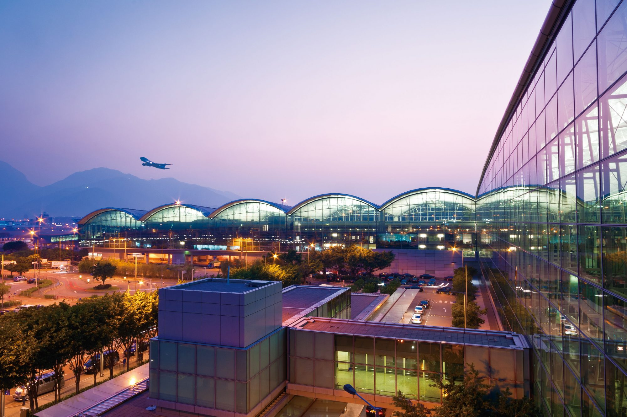 Hong Kong International Airport, China