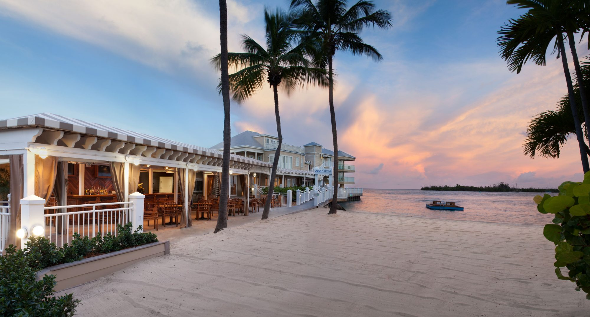 No. 25 The Pier House Resort & Caribbean Spa in Key West, Florida