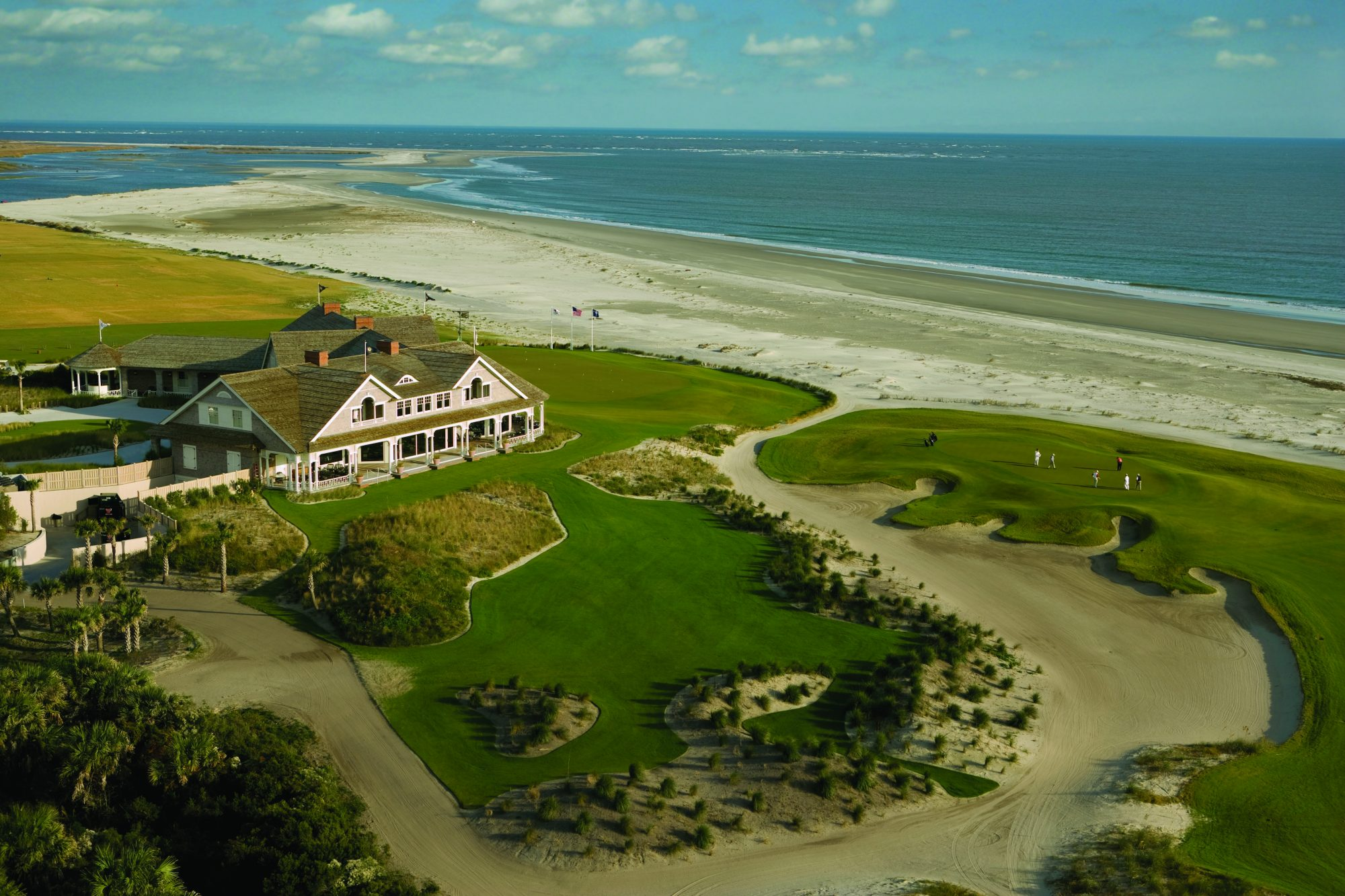 No. 19 The Sanctuary at Kiawah Island Golf Resort in Kiawah Island, South Carolina