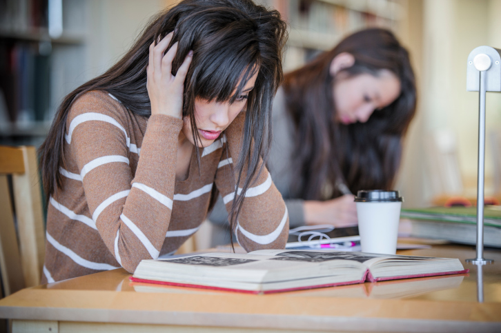 Survey Reveals Just How Stressed Your High Schooler Is
