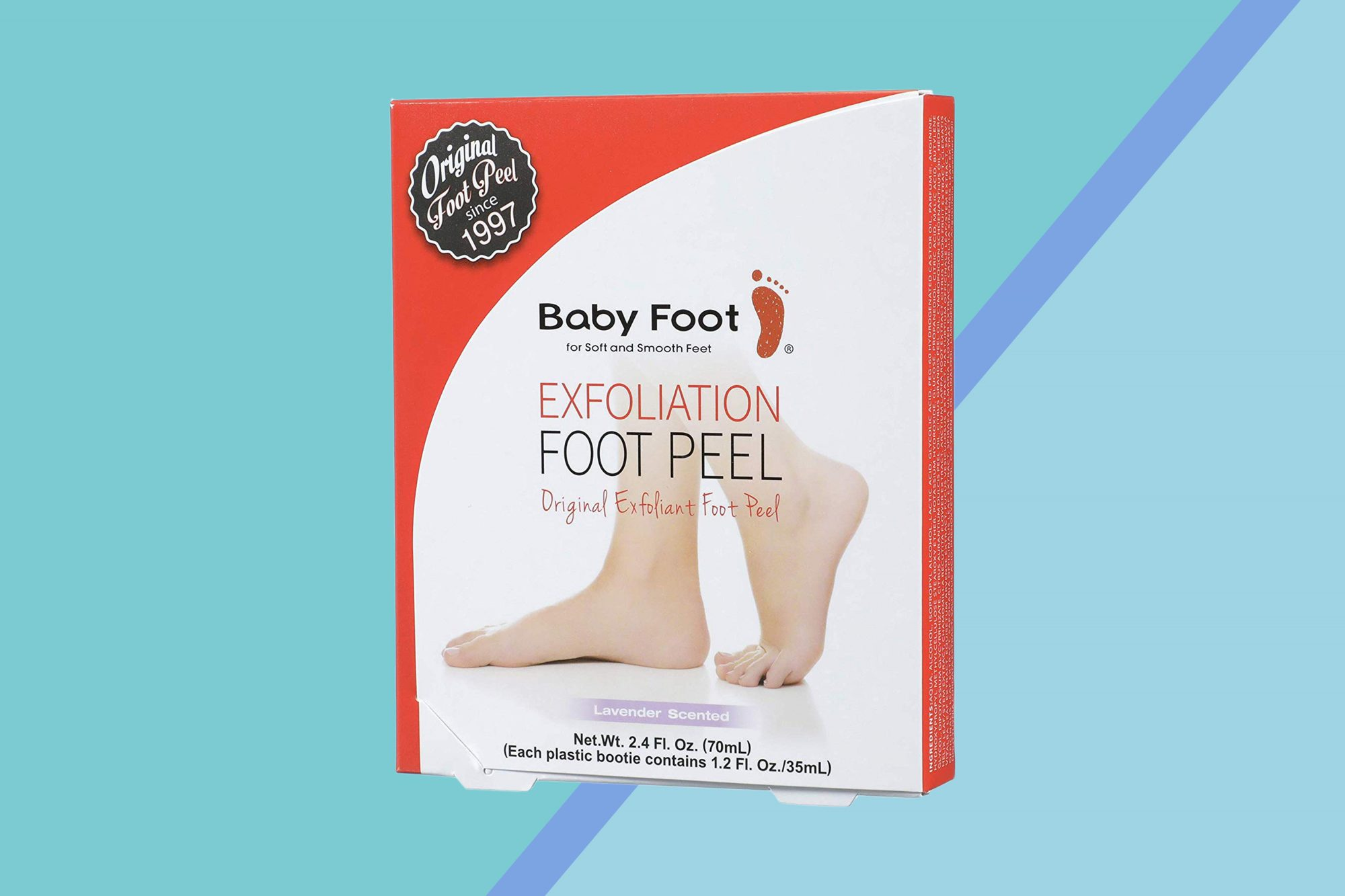 Baby Foot Exfoliant Peel Amazon