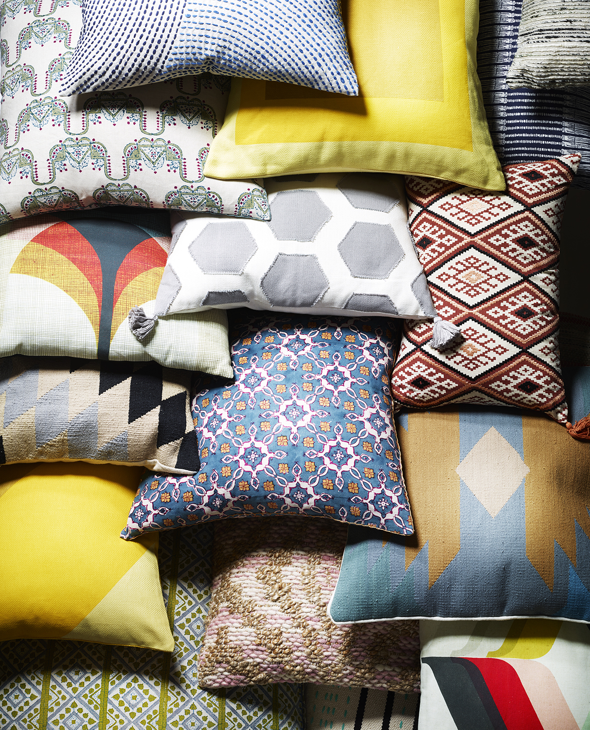 The 20 Greatest Spots to Buy Textiles Online