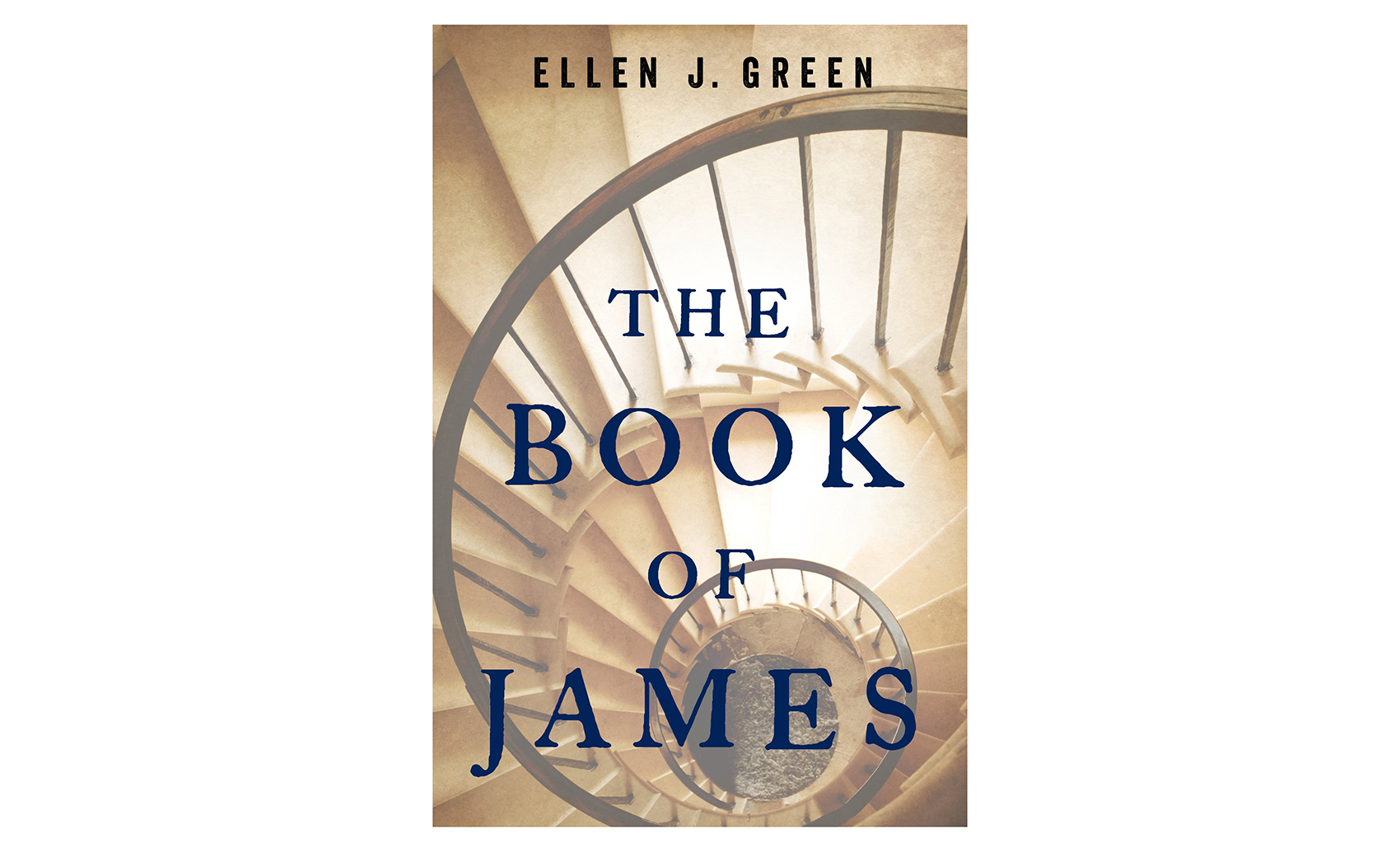 The Book of James, by Ellen J. Green