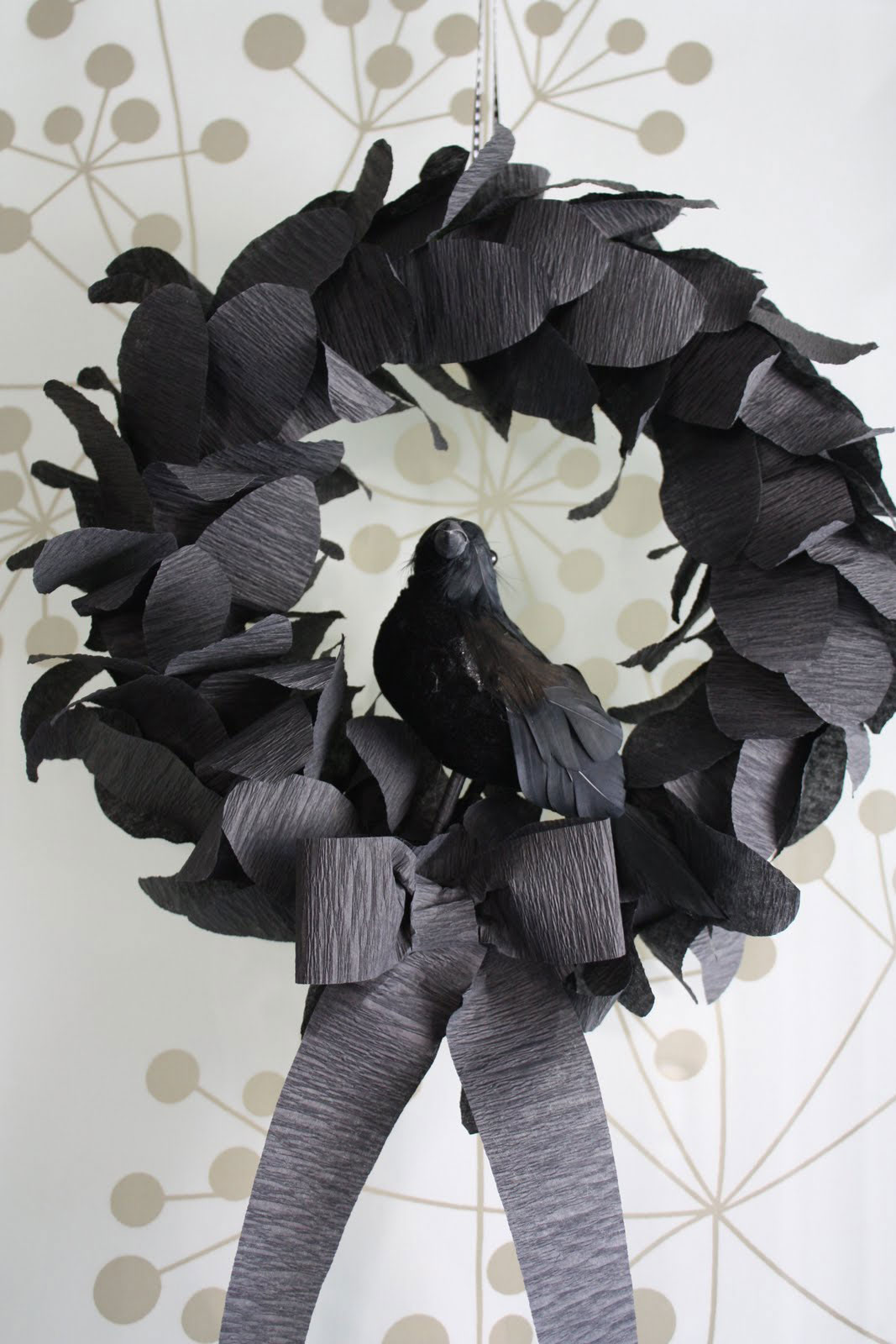 Nevermore Wreath