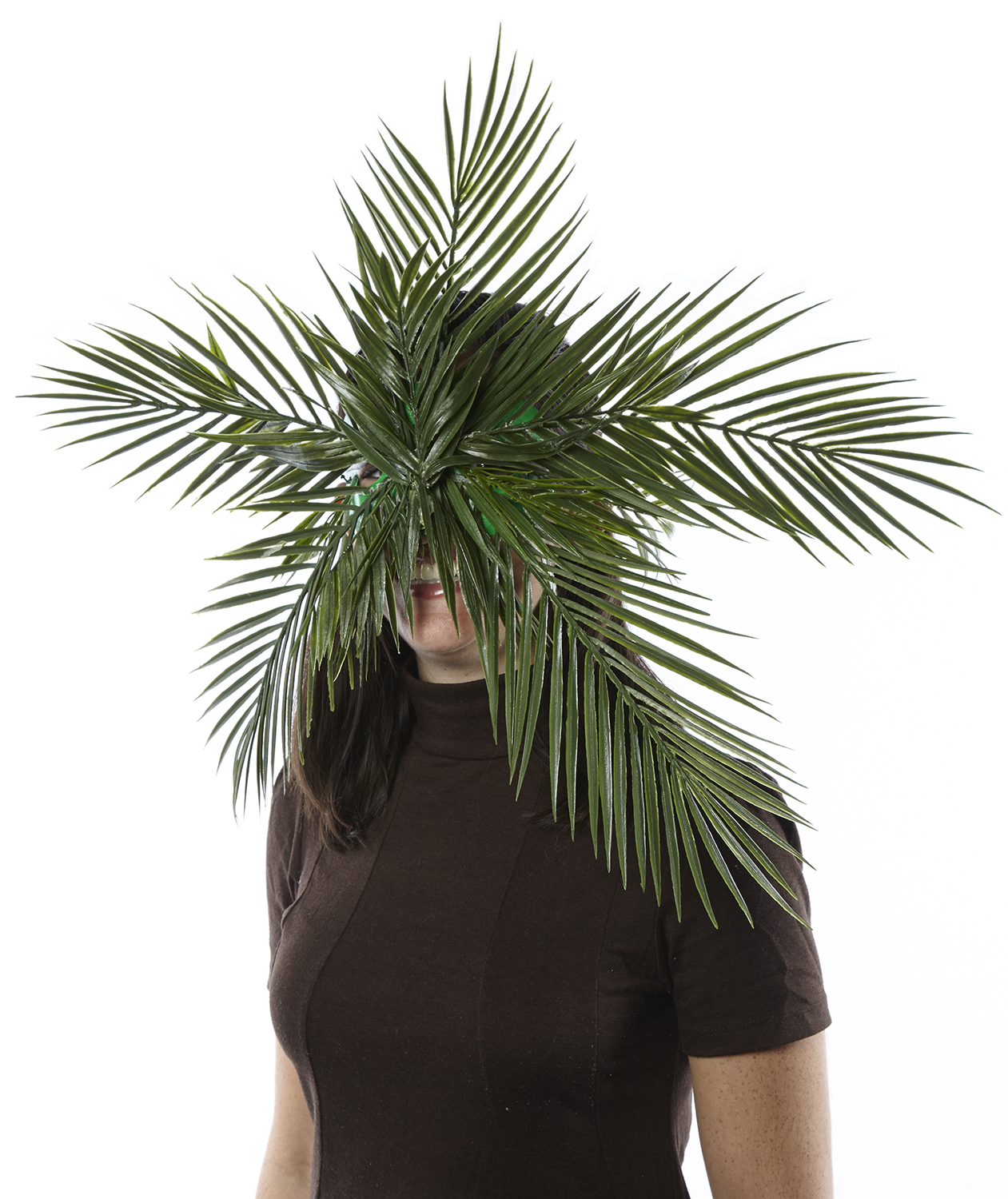 Palm Tree Mask