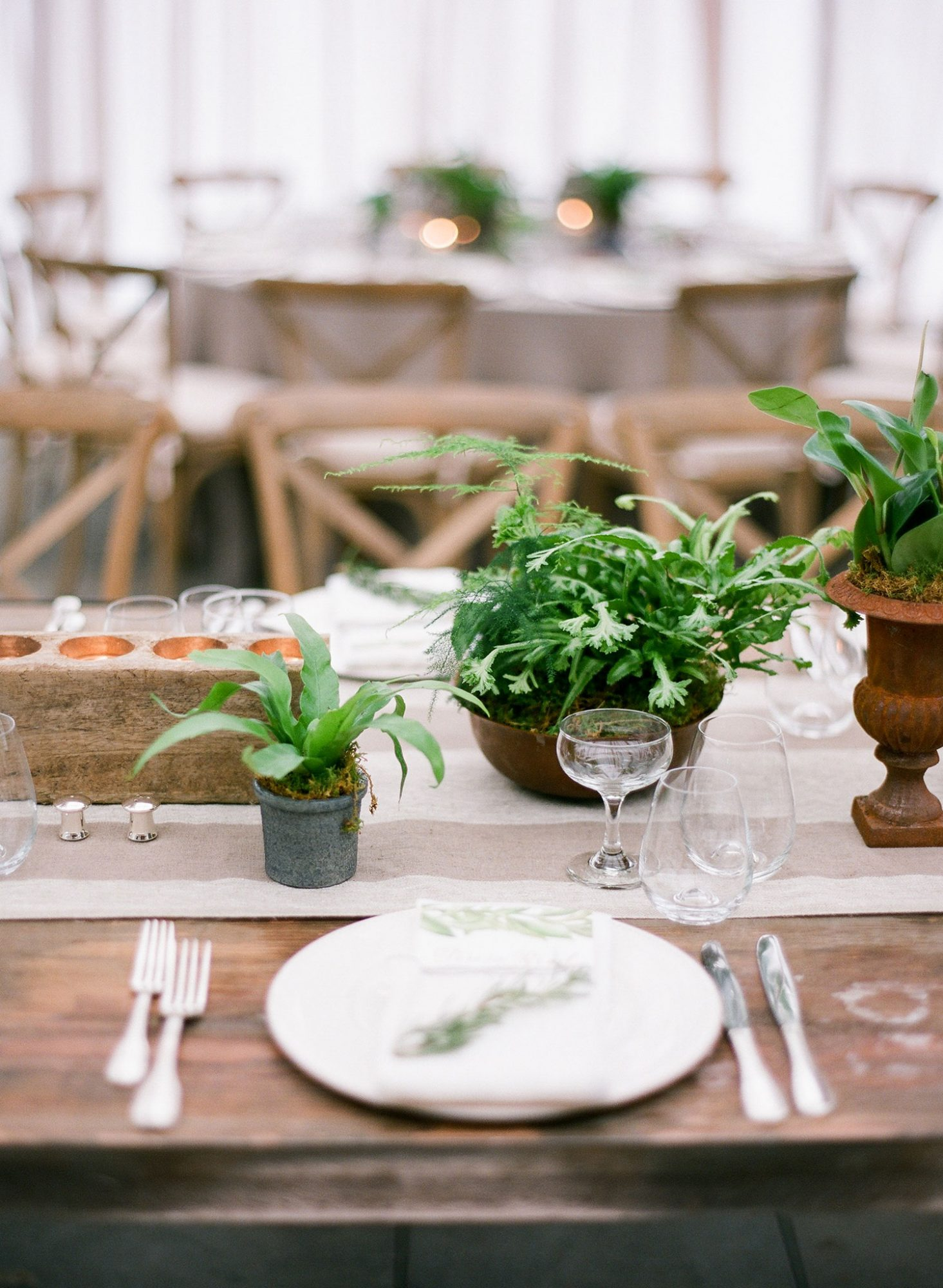 Matthew Robbins Tablescape