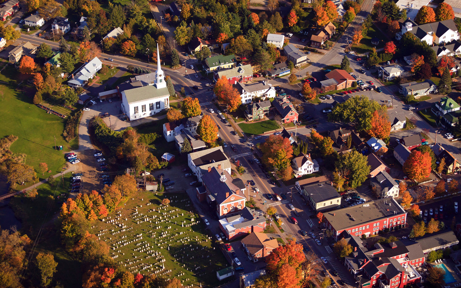 America's Best Towns For Halloween