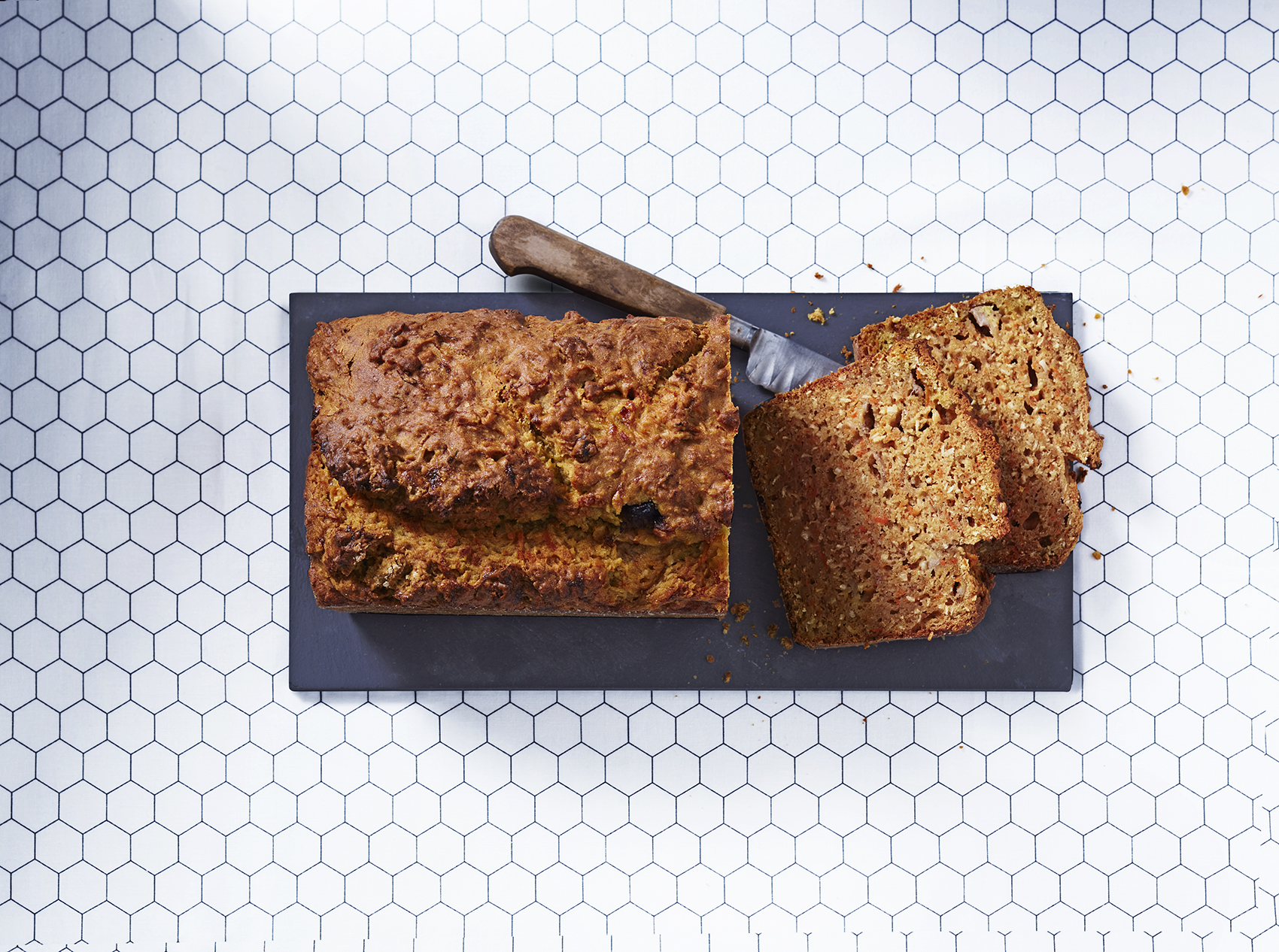 Gluten-Free Carrot Coconut Bread
