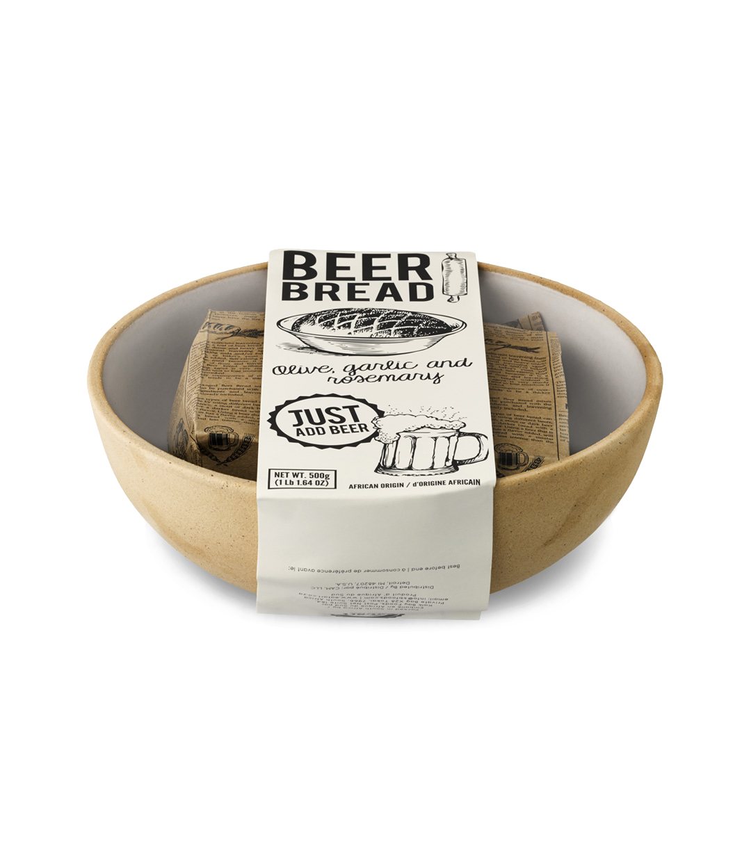 Beer Bread Kit