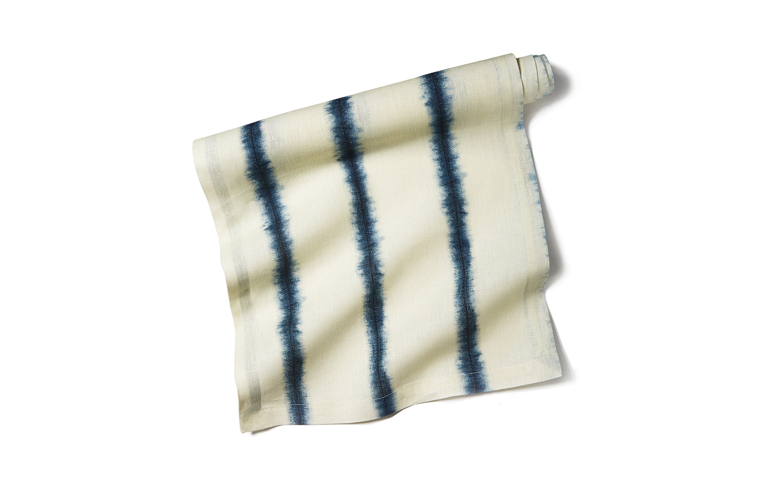 Shibori Stripes Table Runner