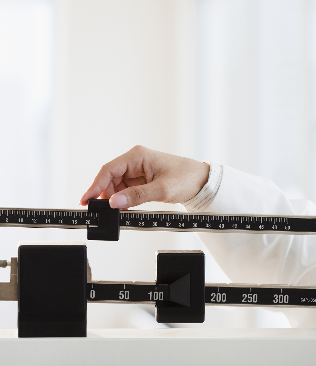 Doctor office scale