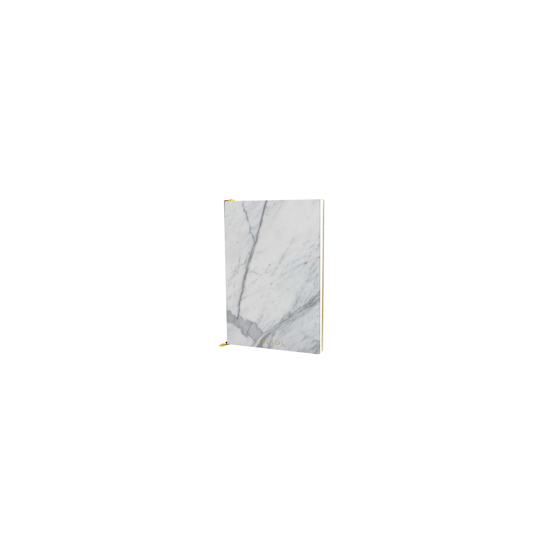 MIKOL Real Marble Notebook
