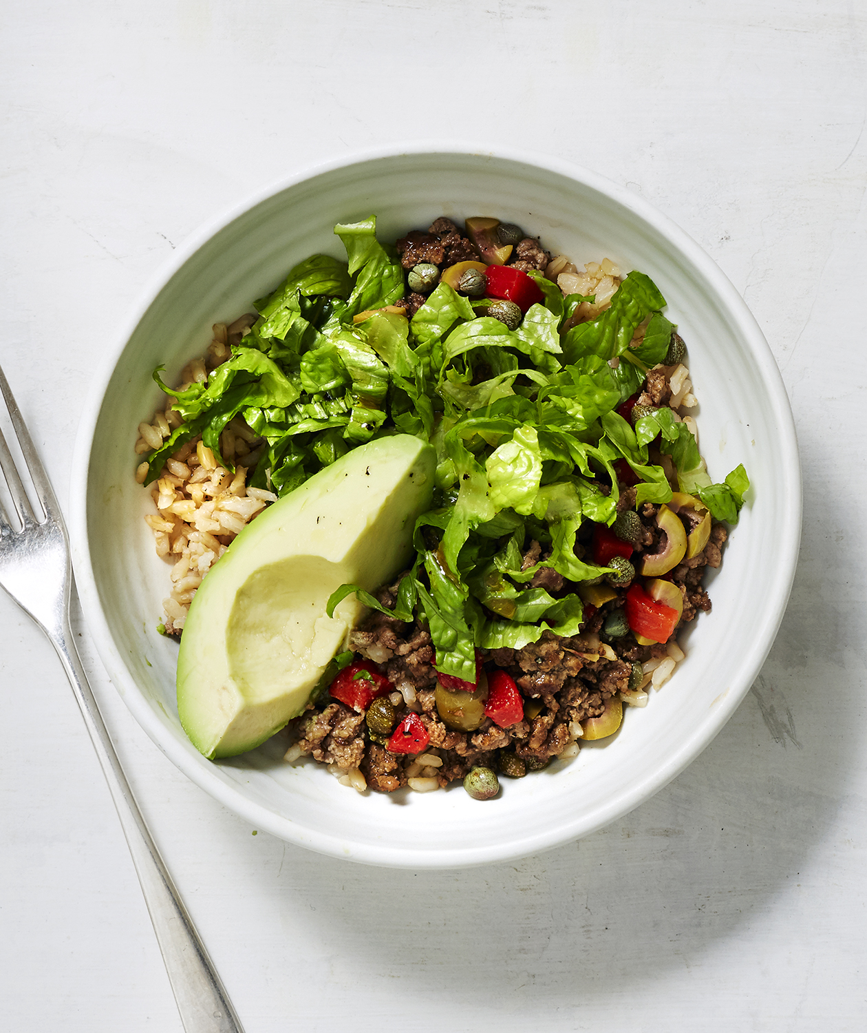 spanish-beef-rice-bowls-avocado