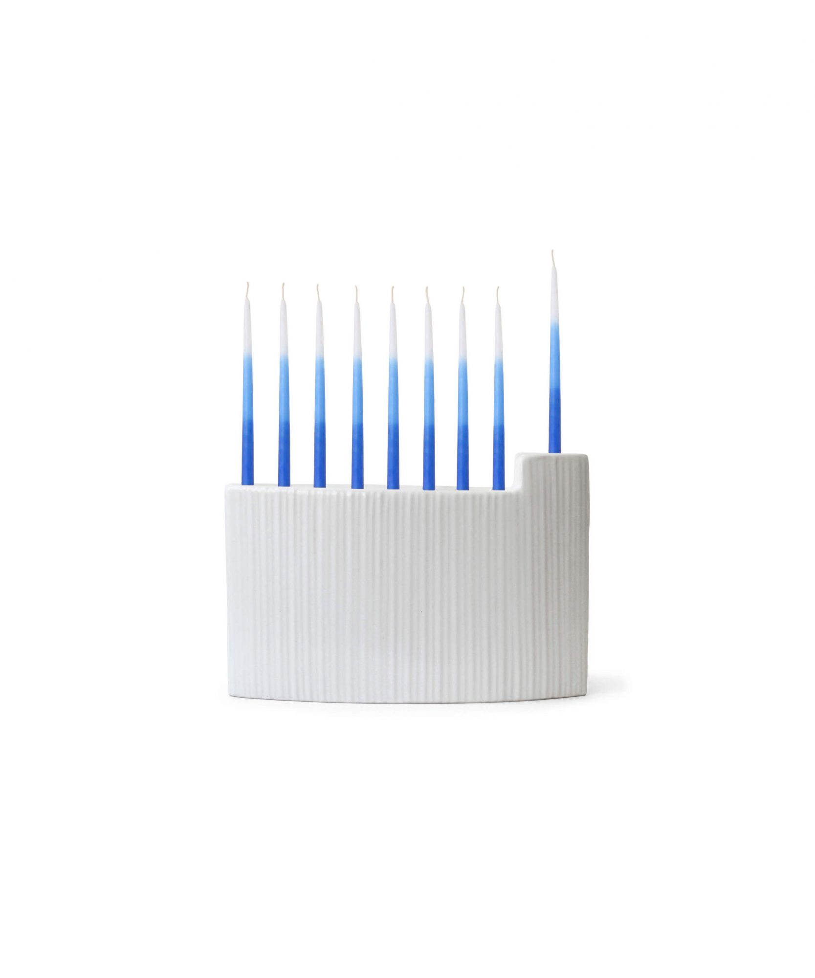 Relief Menorah