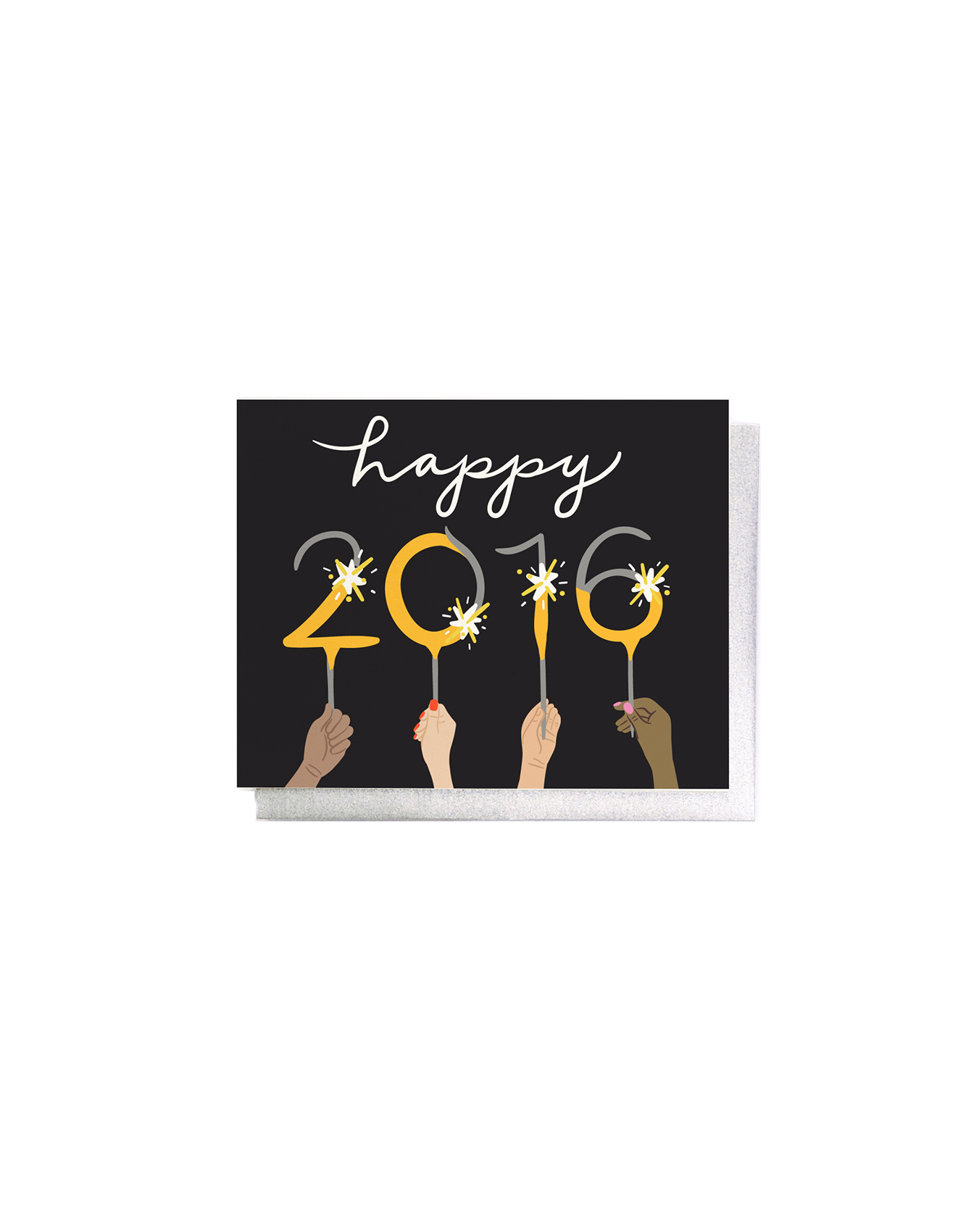 Happy 2016 Card
