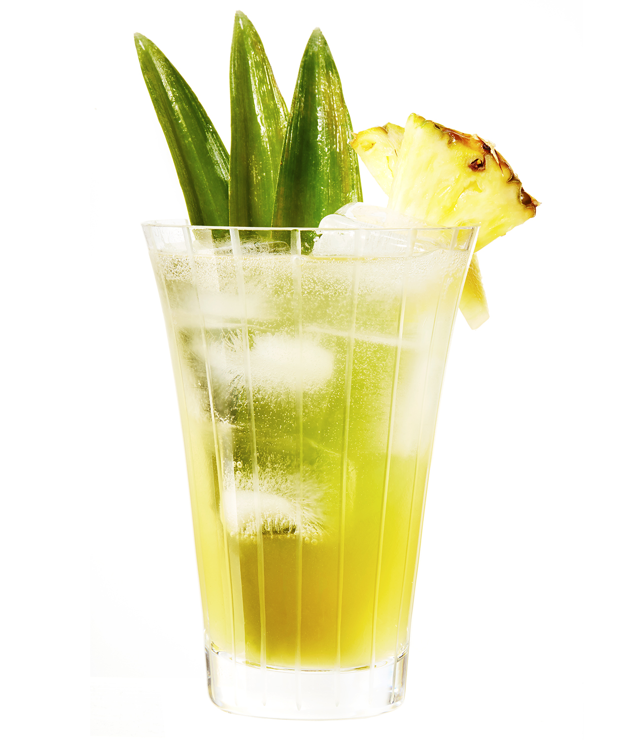 Pineapple Ginger Cooler